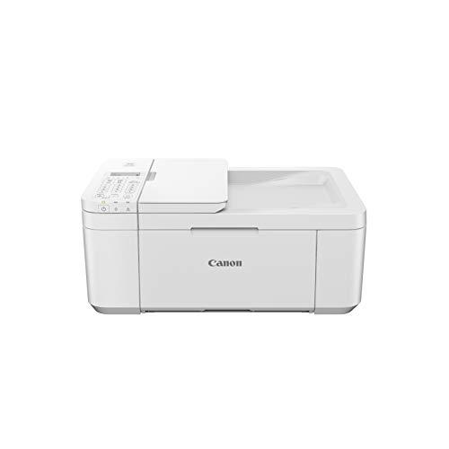 Impresora Multifuncional Canon PIXMA TR4551 Blanca Wifi de...