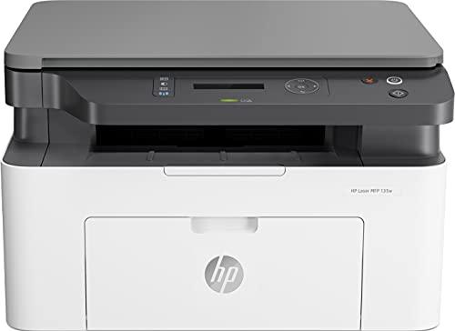 HP Laser MFP 135w 4ZB83A, Impresora Láser Multifunción...