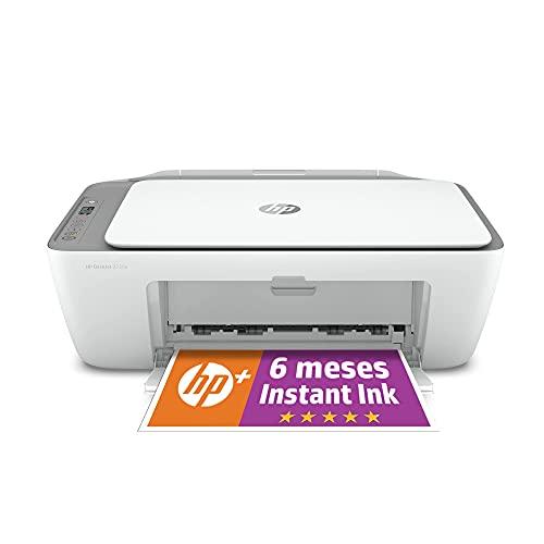 Impresora Multifunción HP DeskJet 2720e - 6 meses de...