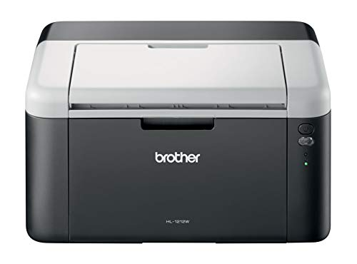 Brother HL-1212W - Impresora láser Monocromo compacta con...