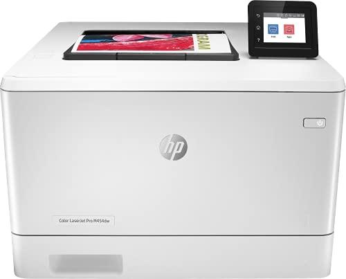 HP Color LaserJet Pro M454dw W1Y45A, Impresora Láser Color...
