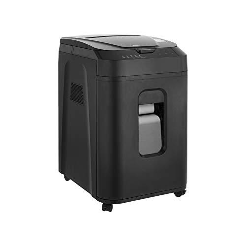 Amazon Basics - Trituradora de papel con microcorte y...