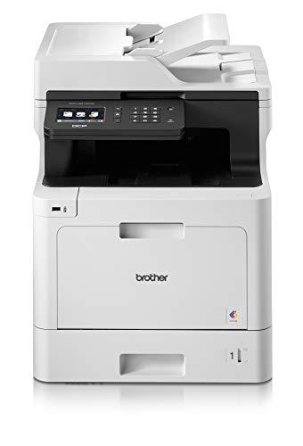 Brother DCP-L8410CDW -Impresora multifunción láser Color...