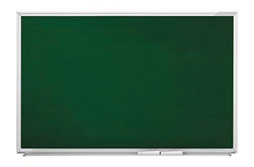 magnetoplan 1240395 - Pizarra de tiza (900 x 600 mm), verde