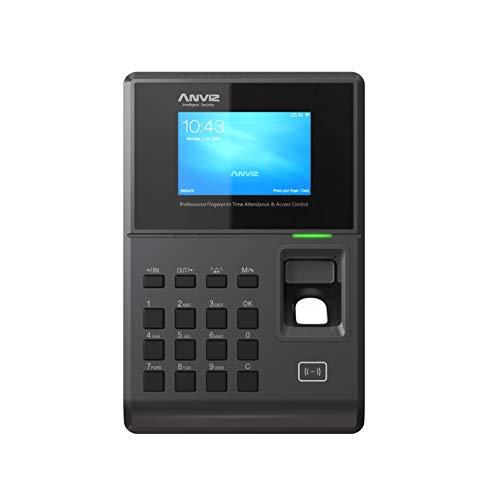 Anviz Tc580 Detección de presencias y Control de Acceso:...