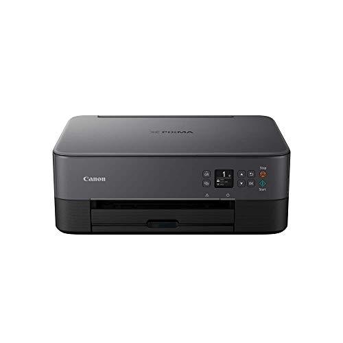 Impresora Multifuncional Canon PIXMA TS5350 Negra Wifi de...