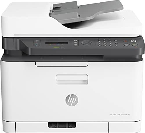 HP Color Laser MFP 179fwg 4ZB97A, Impresora Láser Color...