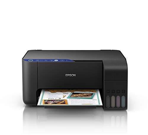 Epson EcoTank ET-2711 | Impresora Wi-Fi A4 Multifunción |...