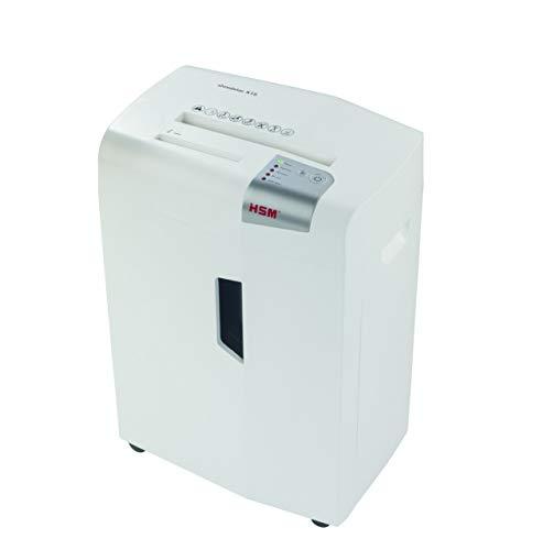HSM SHREDSTAR X15 Destructor de archivos blanco 1030121...