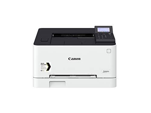 Impresora láser color Canon i-SENSYS LBP621Cw Blanca Wifi