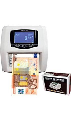 Detector de billetes falsos contador nuevos billetes detecta...