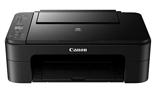 Impresora Multifuncional Canon PIXMA TS3150 Negra Wifi de...