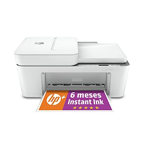 Impresora Multifunción HP DeskJet 4120e - 6 meses de...