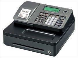 Casio SE-S100S-SIL - Caja registradora electrónica,...