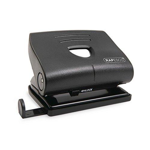 Rapesco PF8700B1 820-P Perforadora de 2 agujeros, Capacidad...