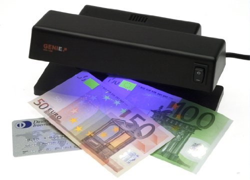 Dieter Gerth MD 188 - Detector UV de billetes falsos, color...