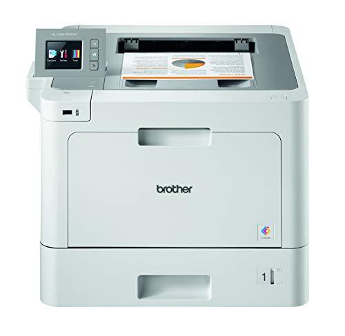 Brother HL-L9310CDW - Impresora láser (Color, WiFi, Doble...