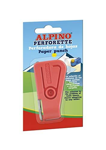 Perforadora de Papel Perforette Alpino, PF0001