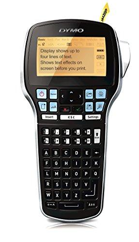 Rotuladora DYMO LabelManager 420P portátil, recargable y de...