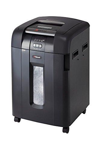 Rexel Auto+ 600X - Destructora, corte confeti, papelera de...