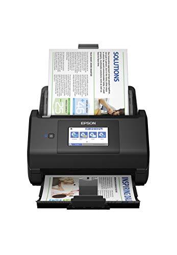 Epson WorkForce ES-580W, Escáner Inalámbrico con...