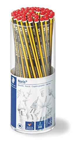 Staedler Noris - Lápiz (HB 2, 50 unidades)