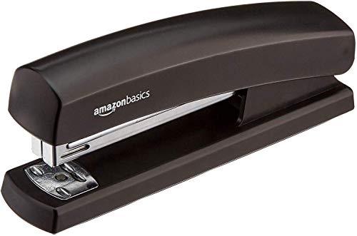Amazon Basics - Grapadora con capacidad 1000 grapas, color...