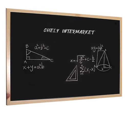 CHELY INTERMARKET   35A1B   Pizarra Negra 90x60 cm,...