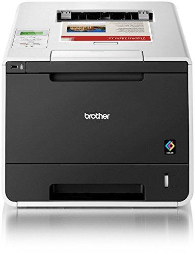 Brother HL-L8250CDN - Impresora láser Color (Red Cableada y...