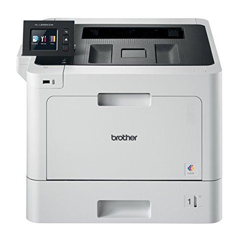 Brother HLL8360CDW - Impresora láser (color, WiFi, doble...