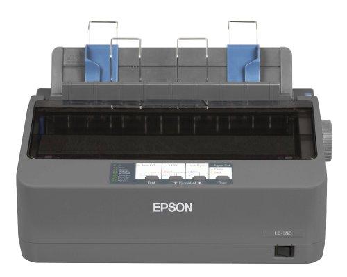Epson LQ-350 - Impresora matricial (24 Pines, USB 2.0,...