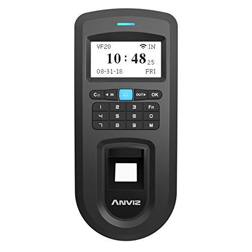 ANVIZ VF20: Control de Acceso biométrico y código Pin,...