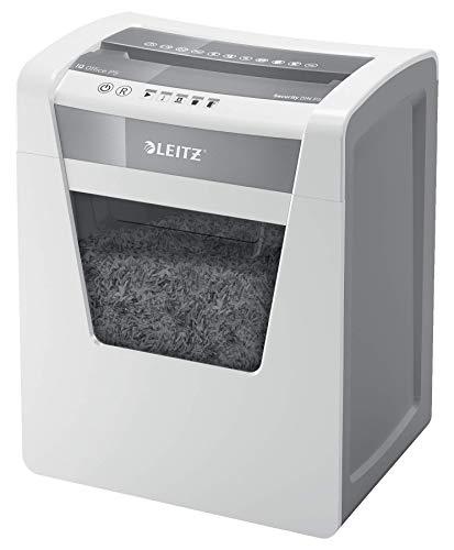 Leitz IQ Office P-5 - Triturador de papel CH, blanco,...