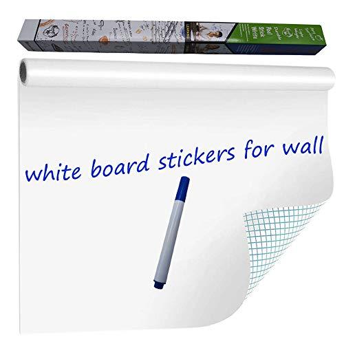 Wishave - Adhesivo decorativo para pared, diseño de pizarra...