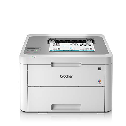 Brother HL-L3210CW - Impresora láser color (Wifi, USB 2.0,...