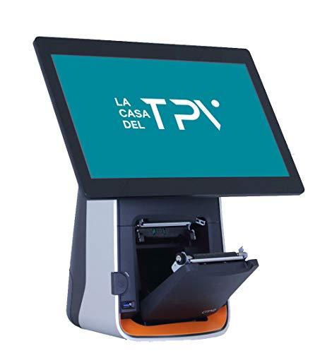 "TPV Windows 15"", Marca CITAQ Modelo T80, con Impresora..."