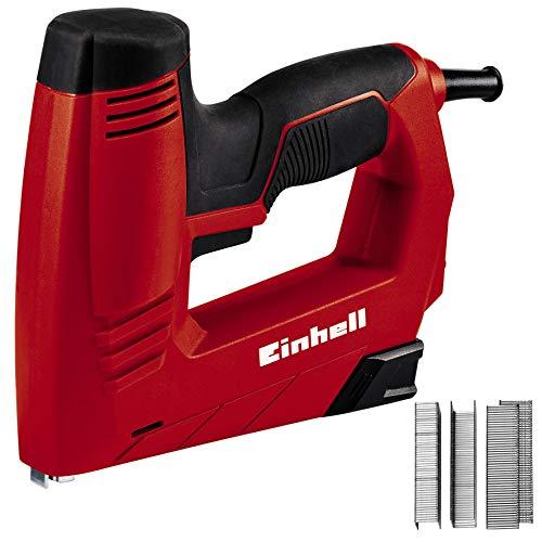 Einhell Electric Tacker TC-EN 20 E (para grapas tipo 53,...