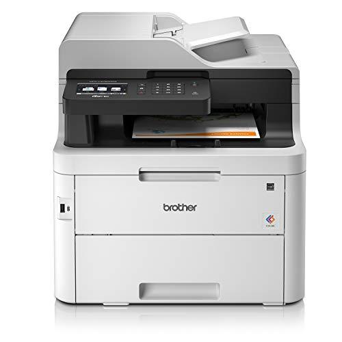 Brother MFC-L3750CDW - Impresora multifunción (Wifi, USB...