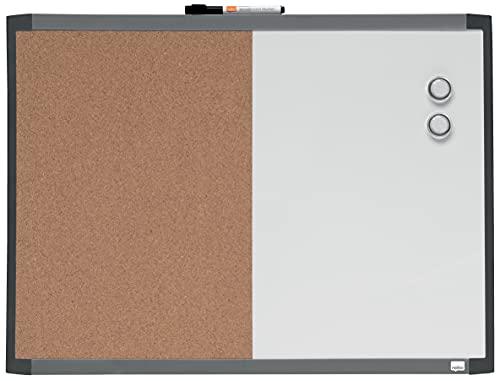 Rexel 1903784- Pizarra magnética, limpieza en seco, tablón...
