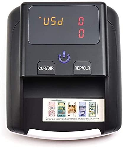 Detector contador de billetes falsos 2 en 1 actualizado a...