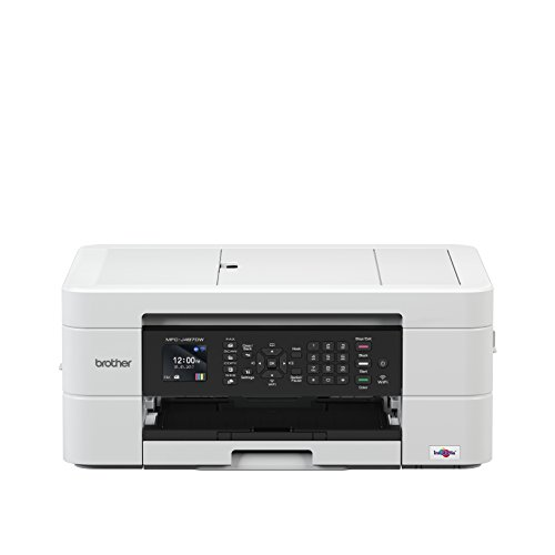 Brother MFC-J497DW - Equipo multifunción de Tinta con fax...