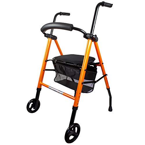 Mobiclinic, Modelo Nerón, Andador con 2 ruedas para...