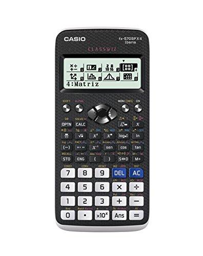 Casio FX-570SPXII- Calculadora científica, Recomendada para...