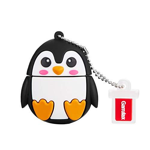 Garrulax Memoria USB, Pendive USB 2.0, Premium Impermeable...