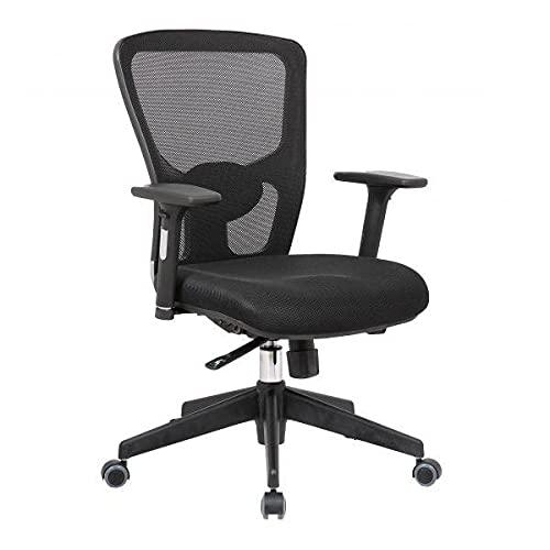 Ecotonik 942250 - Picr sillón dallas negro 20snbali840