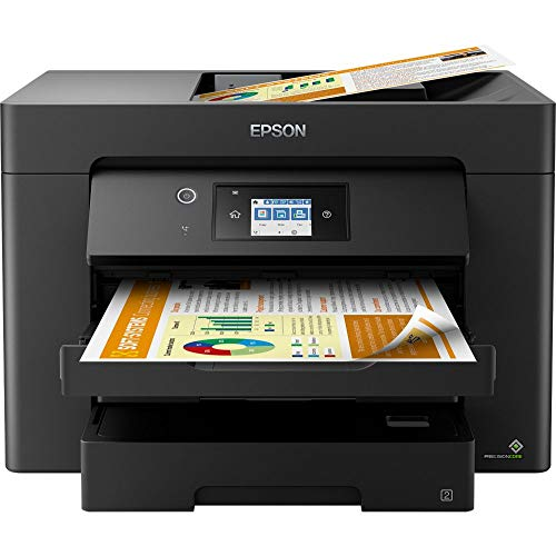 Epson Workforce WF-7830DTW | Impresora multifunción dúplex...