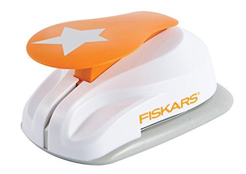 Fiskars Perforadora de figuras, Estrella, Ø 1,9 cm, Para...