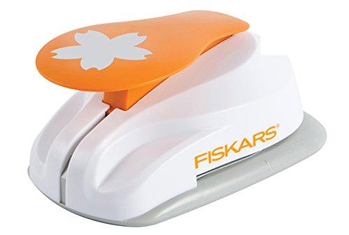 Fiskars Perforadora S-Eglantina, Blanco, S
