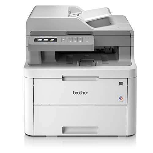 Brother DCP-L3550CDW - Impresora multifunción (Wifi, USB...