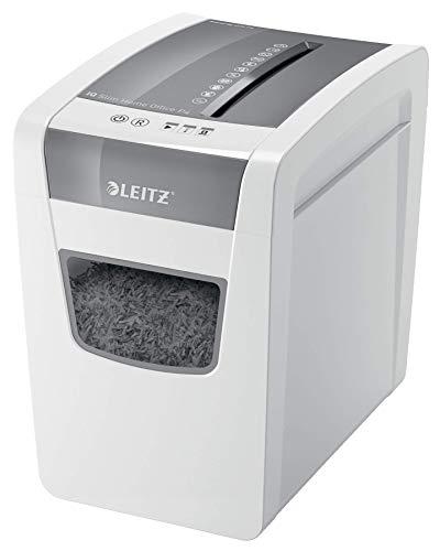 Leitz 80010000 IQ Slim Home Office P4 - Destructora de papel...